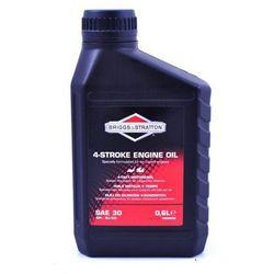 Briggs & Stratton SAE 30 - olej silnikowy do kosiarek i maszyn ogrodniczych 0.6L