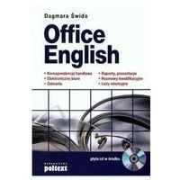 Office English z płytą CD - Dagmara Świda (opr. miękka)