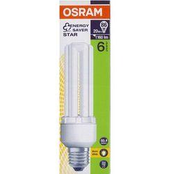 Świetlówka kompaktowa OSRAM DVALUE STICK 20W/825 E27 A