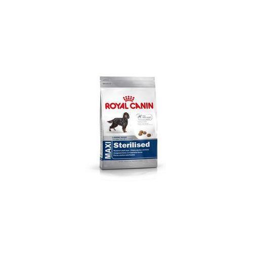 royal canin maxi sterilised adult 12 kg por wnaj zanim kupisz. Black Bedroom Furniture Sets. Home Design Ideas