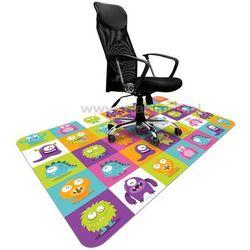 Podkładka ochronna ze wzorem 044 - pod krzesło z nadrukiem - 120x180cm - gr. 1,3mm