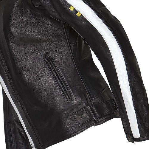 783e75af79c21 Damska skórzana kurtka motocyklowa W-TEC NF-1173