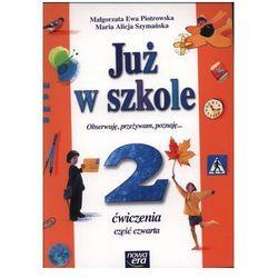 Język polski, klasa 2, Już w szkole, ćwiczenia, część 4, Nowa Era