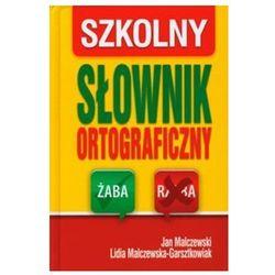 Szkolny słownik ortograficzny (opr. twarda)