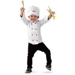 Kucharz - przebranie karnawałowe dla chłopca - rozmiar M
