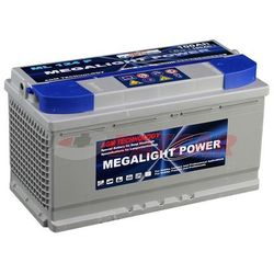 Akumulator MEGALIGHT Power AGM 12V 100Ah (EN) +P