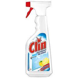 Clin płyn do mycia szyb z rozpylaczem 500 ml Citrus
