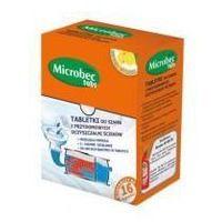 Preparat do biodegradacji szamb i przydomowych oczyszczalni ścieków Microbec Ultra tabletki (16 sztuk)