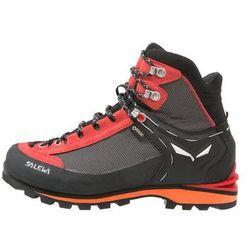 Salewa CROW GTX Buty trekkingowe black/papavero