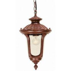 Zewnętrzna LAMPA wisząca CHICAGO CC8/S Elstead OPRAWA ogrodowa ZWIS IP44 outdoor brązowy