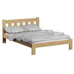Łóżko sosnowe Brita 120x200