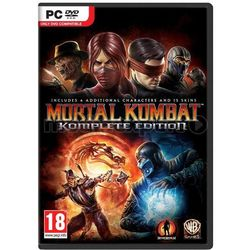 Mortal Kombat Komplete (PC)