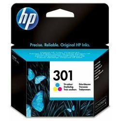 HP oryginalny ink CH562EE#301, No.301, color, 165s, blistr, HP HP Deskjet 1000, 1050, 2050, 3000, 3050