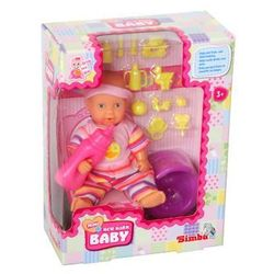 Lalka SIMBA Mini Baby z akcesoriami