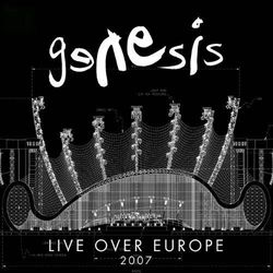 Live Over Europe 2007 - Genesis (Płyta CD)