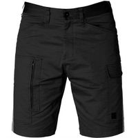 szorty FOX - Hardwire Short Black (001)