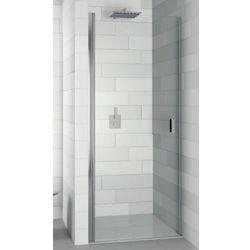 RIHO NAUTIC N101 Drzwi prysznicowe 100x200 PRAWE, szkło transparentne EasyClean GGB0605802