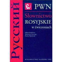 Słownictwo Rosyjskie W Ćwiczeniach (opr. kartonowa)