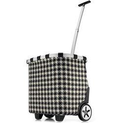 Wózek na zakupy Reisenthel Carrycruiser Fifties Black
