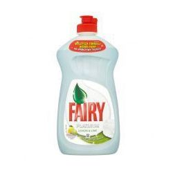 Płyn do mycia naczyń Fairy Platinum Lemon and Lime 480 ml