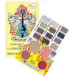 theBalm Balm Jovi Palette Paleta kosmetyków: balsam do ust 2x 2 g + rozświetlacz 4 g + cienie po powiek 10,8 g + róż do policzków 2,8 g