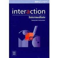 Interaction Intermediate podręcznik z ćwiczeniami z płytą CD (opr. miękka)