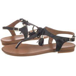 Sandały Venezia Czarne 302500 Black (VE53-a)