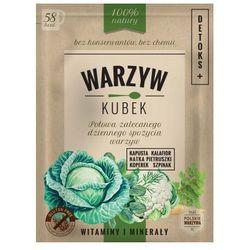 Kubek warzyw Detoks