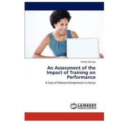 thesis on impact of training on employee performance