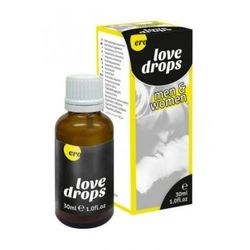 Afrodyzjak Ero Love Drops - 30 ml