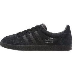 adidas Originals GAZELLE Tenisówki i Trampki core black/silver metallic
