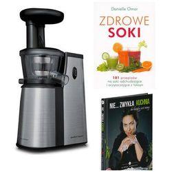 WYCISKARKA do soków SOKOWIRÓWKA wolnoobrotowa 7w1 marki
