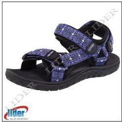 Sandały sportowo - trekkingowe HANNAH STRAP / Blue iris