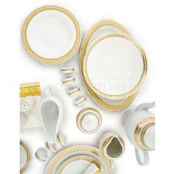 Porcelanowa zastawa stołowa - RL-DWS68 GOLD#2