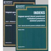 INDEKS księgowań operacji (zdarzeń) w jednostkach prowadzących działalność gospodarczą (opr. miękka)