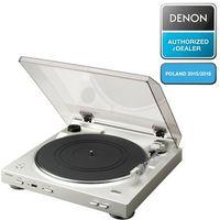 Denon Gramofon z USB DP-200USB srebrny
