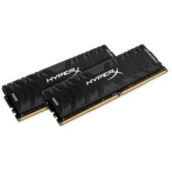 KINGSTON 16GB RAMKit 2x8GB DDR4 3000MHz CL15 XMP HyperX Predator Black