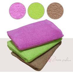 Ręcznik frotte, 100% bawełna, 500 g/m2 - 140 x 70 cm - DUŻY