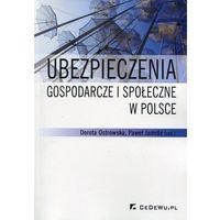 Ubezpieczenia gospodarcze i społeczne w Polsce - mamy na stanie, wyślemy natychmiast (opr. miękka)