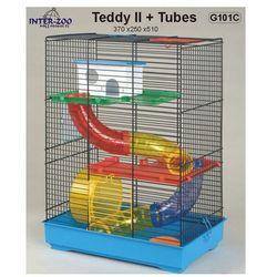 Inter-Zoo klatka dla chomika Teddy II z tunelem