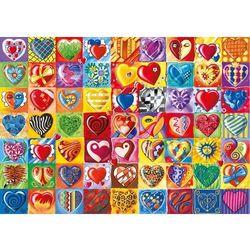 13-058154 Puzzle Bicie serca