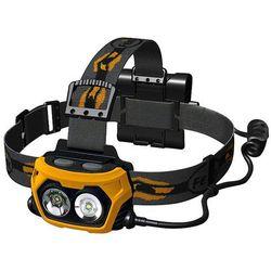 latarka czołowa Fenix HP25 - Black/Yellow