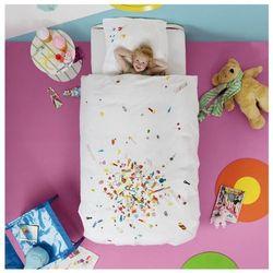 SNURK Pościel z nadrukiem - Candy - Słodkości 140 x 200 cm