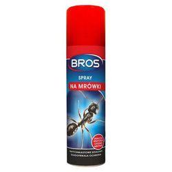 Bros, preparat do zwalczania mrówek, spray 150ml