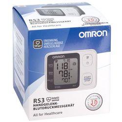 Omron RS3 ciśnieniomierz nadgarstkowy 1 szt.