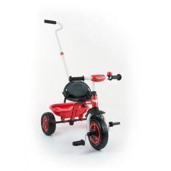 Milly Mally TURBO rowerek 3-kołowy red