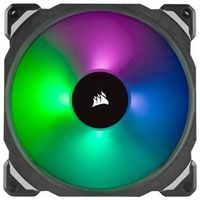 Corsair Fan LL140 RGB LED PWM 2 Fun Pack Premium Magnetic Levitation Fan; Lighting Node PRO