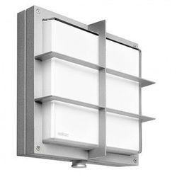 STEINEL L 691 S - lampa LED z czujnikiem ruchu PIR (numeryczna), 16W, srebrne alum., szkło, ciepła biała 671716 (ZNALAZŁEŚ TANIEJ - NEGOCJUJ CENĘ !!!)