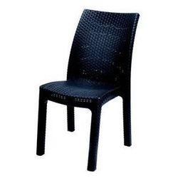 Krzesło ogrodowe Rojaplast TOSCANA, antracyt