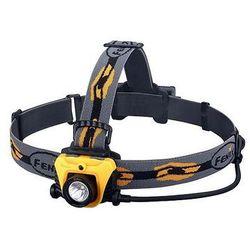 latarka czołowa Fenix HP01 - Black/Yellow
